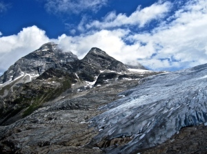 Perley Rock & Illecillewaet Glacier